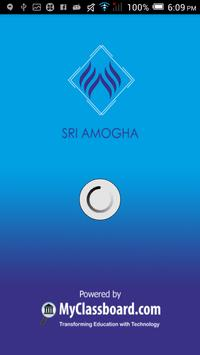 Sri Amogha Parent Portal poster