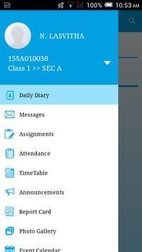 Sri Amogha Parent Portal apk screenshot
