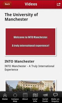 INTO TUOM student app apk screenshot