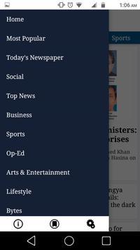 The Daily Star screenshot 1