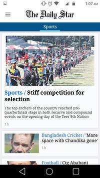 The Daily Star screenshot 2