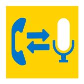 مسجل المكالمات الجديد - تسجيل المكالمات تلقائيا icon