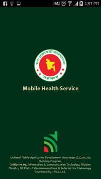 Mobile Health Service poster