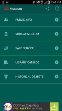 Bangladesh National Museum apk screenshot