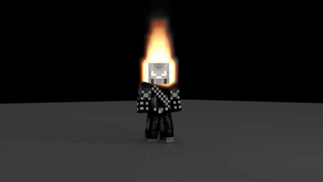 Ghost Skins for Minecraft PE screenshot 5
