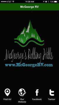 Mcgeorge S Rolling Hills Rv Poster