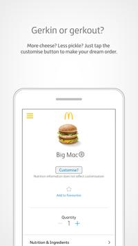McDonald's UK: MyMcDonald's screenshot 2