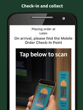 McDonald's UK - Click & Collect apk screenshot