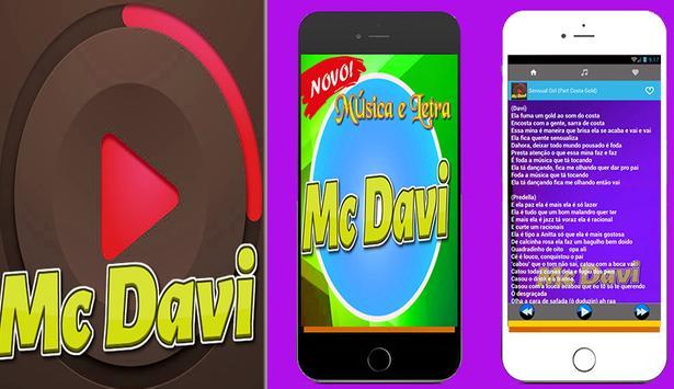 Mc Davi Música e Letras Novo apk screenshot