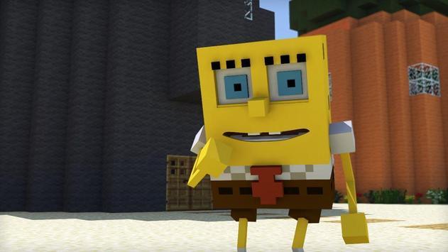 Bikini Bob Addons & Mods for Minecraft ™ PE screenshot 2