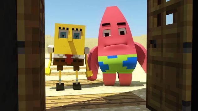 Bikini Bob Addons & Mods for Minecraft ™ PE screenshot 4