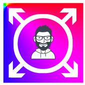Insta Big Profile ( Ad-Free ) icon