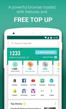 mCent Browser - Fast and Safe plus Free Data poster ...