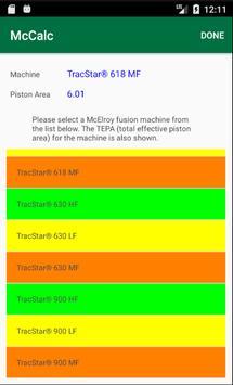 McCalc® imagem de tela 1