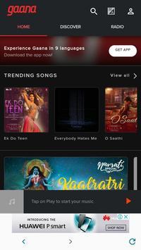 All Online Music Streaming Websites mcet cse screenshot 2