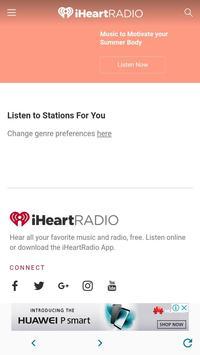 All Online Music Streaming Websites mcet cse screenshot 6