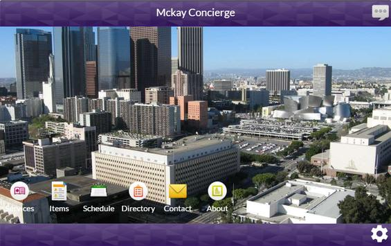 McKay Concierge screenshot 6