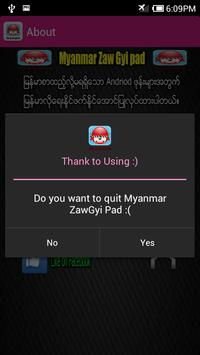 MMzgpad apk screenshot
