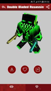 Herobrine Skins for Minecraft screenshot 11