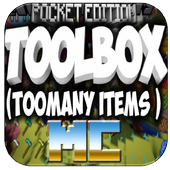 Toolbox Minecraft Pe 0.14.0 icon