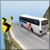 Hill Climb Bus Racing icon