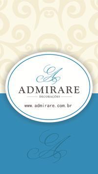 Admirare poster