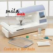 Costura e Bordado Milamak icon
