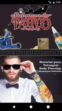 Submundo Tattoo poster