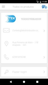 TEKDISTRIBUIDOR apk screenshot