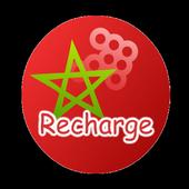 recharge maroc icon