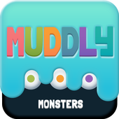 Muddly Monsters Pad :Education icon