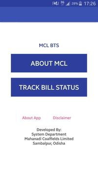 MCL BTS poster