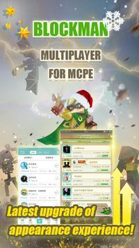 Blockman Multiplayer for Minecraft poster