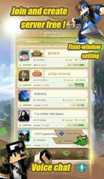 Blockman Multiplayer for Minecraft apk screenshot