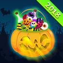 APK Halloween Adventure - Candy Power Match3