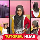 Tutorial Korean Hijab icon