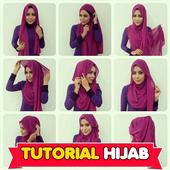 Tutorial Hijab Montage icon