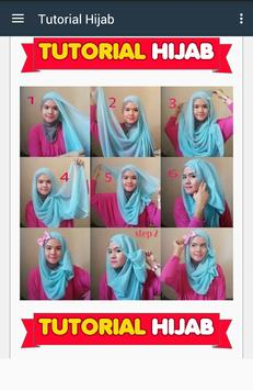 Tutorial Hijab Montage Free screenshot 1