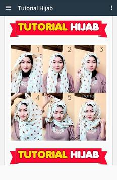Tutorial Hijab Party Kebaya screenshot 1
