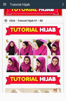 Tutorial Hijab Party Kebaya screenshot 3