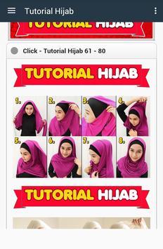 Tutorial Hijab Punuk Unta screenshot 3