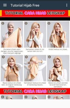Tutorial Hijab Punuk Unta poster