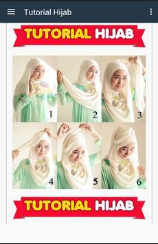 Tutorial Hijab Punuk Unta screenshot 2