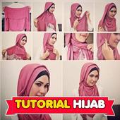 Tutorial Hijab Syar'iPhotoFree icon