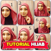 Tutorial Free Hijab Tradition icon