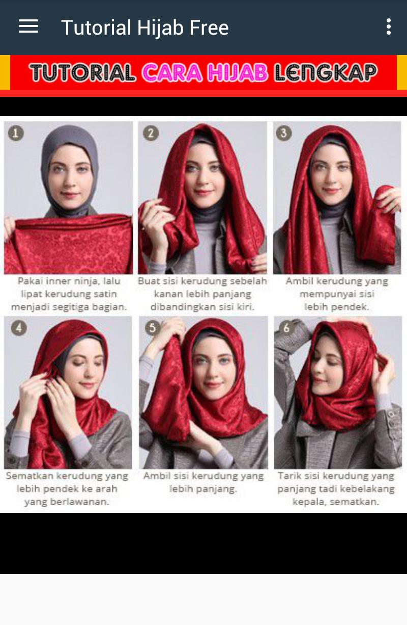 Tutorial Your Hijab poster