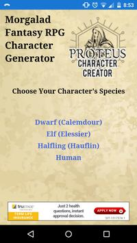Proteus Character Creator for Android - APK Download