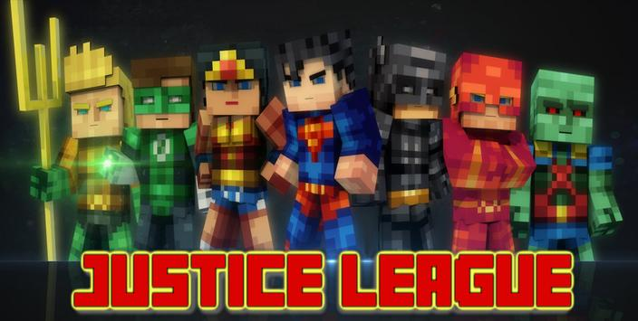 Superhero Skins Minecraft PE For Android