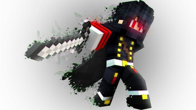 Ninja Skins For Minecraft PE APK Download Free Books Reference - Ninja skins fur minecraft