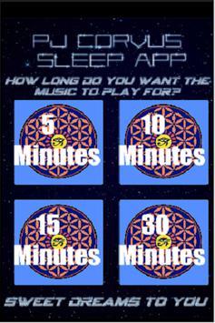 Sleep App featuring PJ Corvus poster